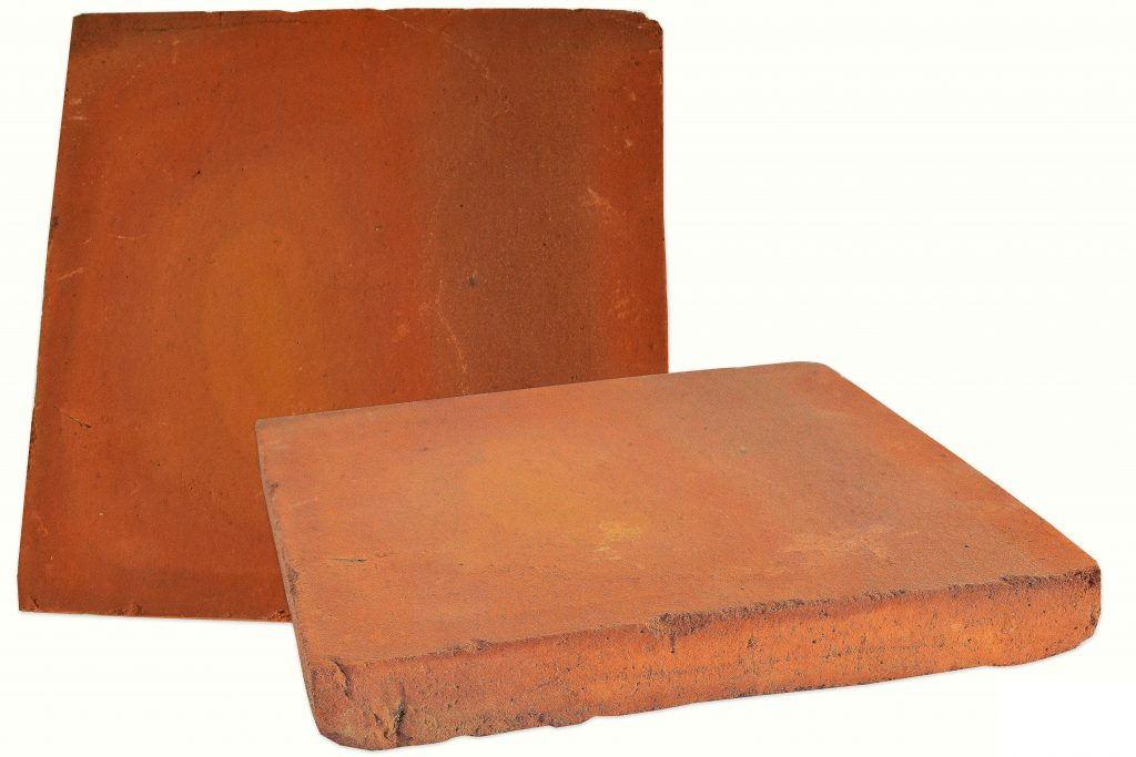 22 5cm Square 9 Quot Pamment Handmade Terracotta Tile Company